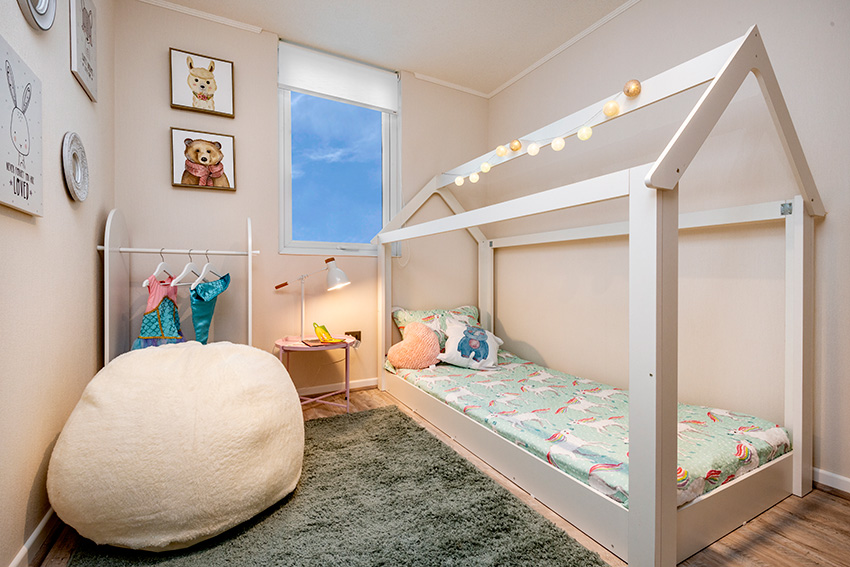 Parque Pehuen - 2do dormitorio modelo C