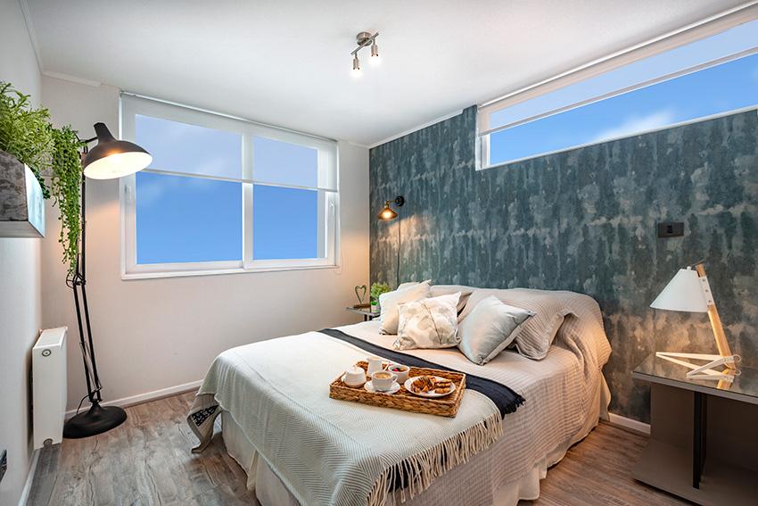 Parque Pehuen - Dormitorio Suite Modelo D