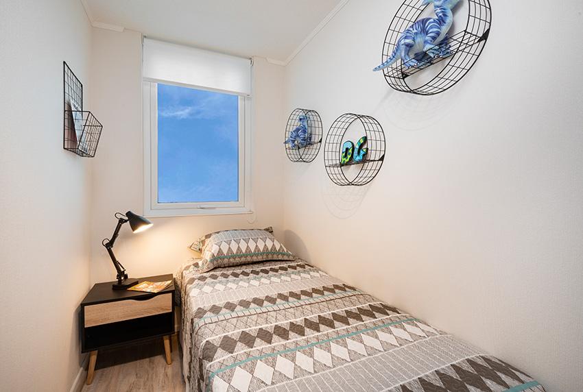 Parque Pehuen - 3er dormitorio Modelo D
